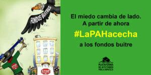 La por canvia de bàndol. A partir d'ara #LaPAHacecha als fons voltor