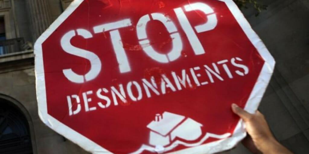 Segons el Poder Judicial, Catalunya és el territori que pateix més desnonaments