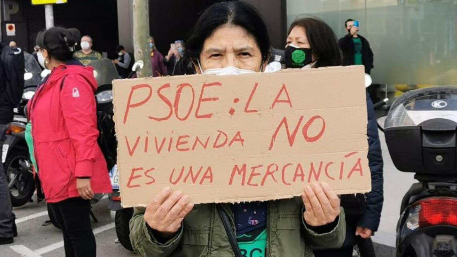 Hem aconseguit que el PSOE no toqui el preu de la cessió obligatoria de pisos buits de la banca