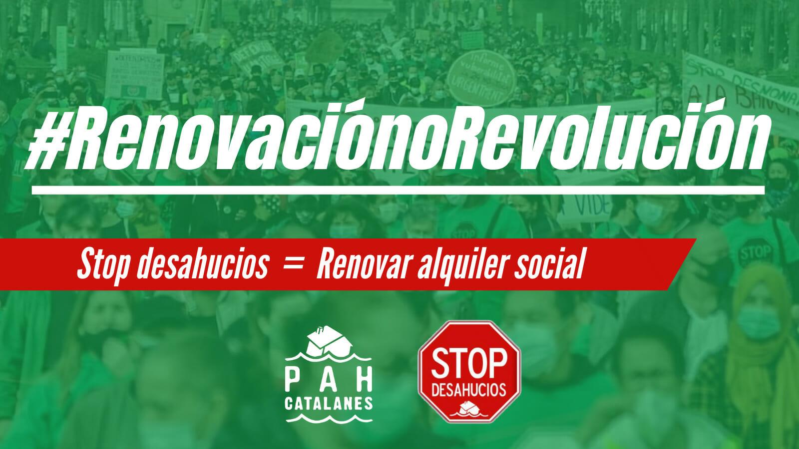 You are currently viewing Renovació o revolució